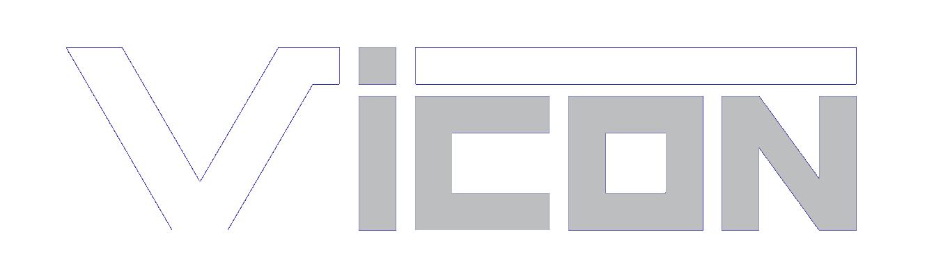 ViCon Construction Logo Gray No BG